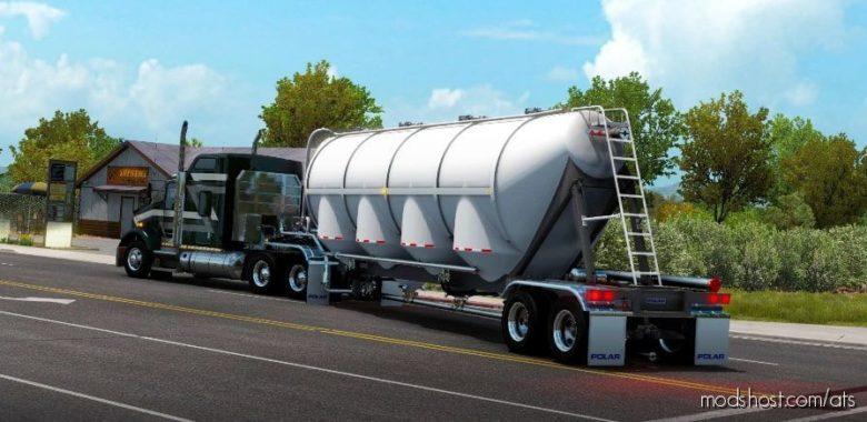 Polar Pneumatic DRY Bulk [1.40] for American Truck Simulator