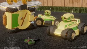 Remote Mower for Farming Simulator 19