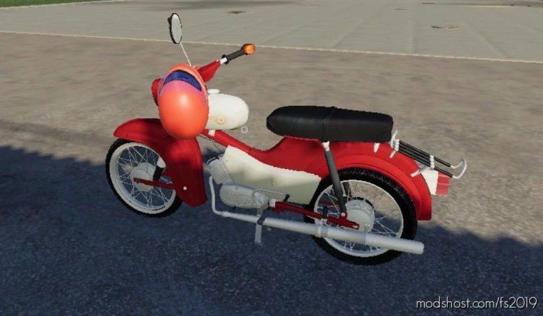 Motorcycles Pack V1.1 for Farming Simulator 19