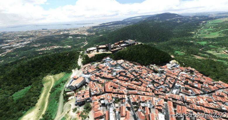 Palmela Town – Portugal for Microsoft Flight Simulator 2020