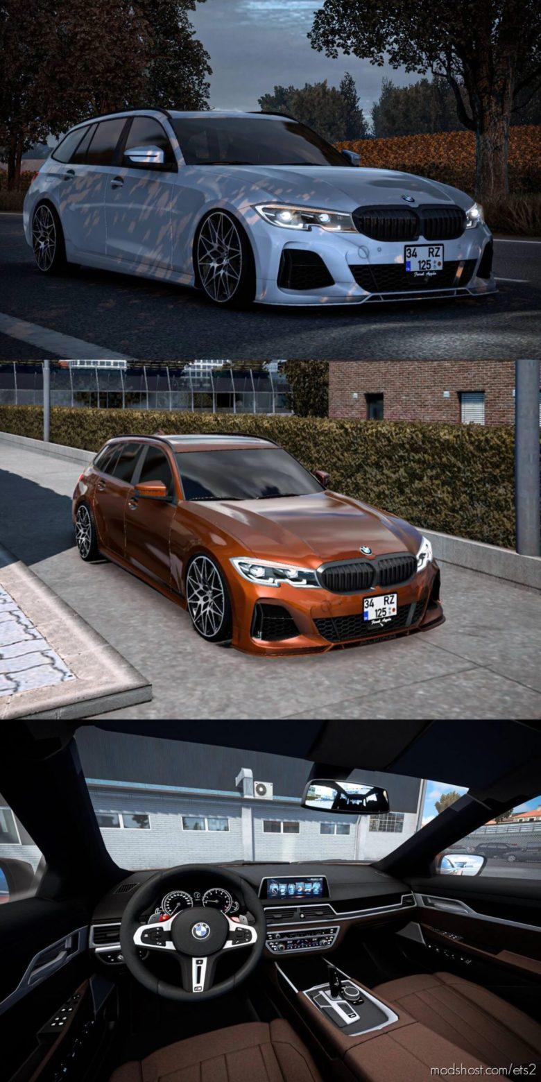 BMW G21 [1.40] for Euro Truck Simulator 2