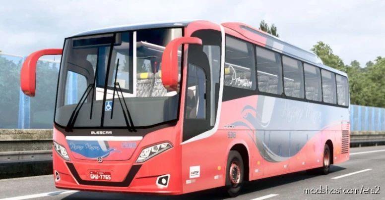 Mercedes Busscar Vissta Buss 340 [1.40] for Euro Truck Simulator 2