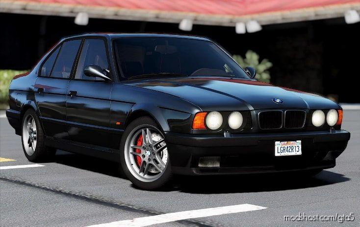 BMW M5 E34 1995 V1.2 for Grand Theft Auto V