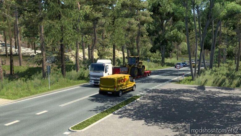 Poland Rebuilding 2.5 (FOR PM 2.52/2.55) [1.40] for Euro Truck Simulator 2