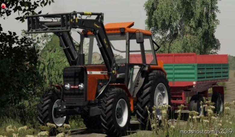 Ursus 4514 V0.9.8.2 for Farming Simulator 19