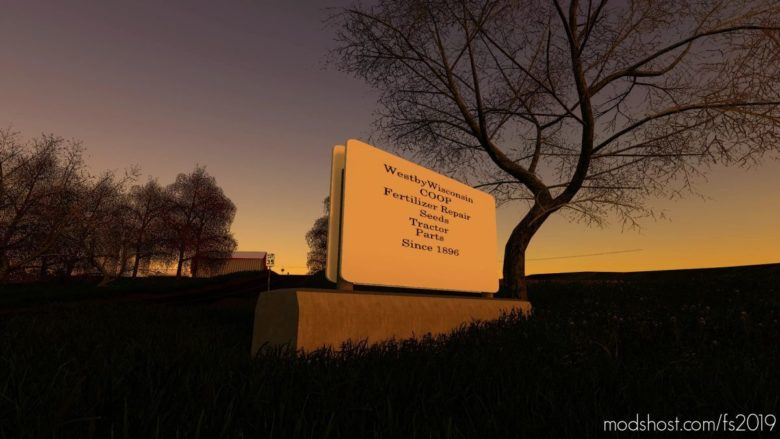 Westby Wisconsin Overhauled Beta for Farming Simulator 19