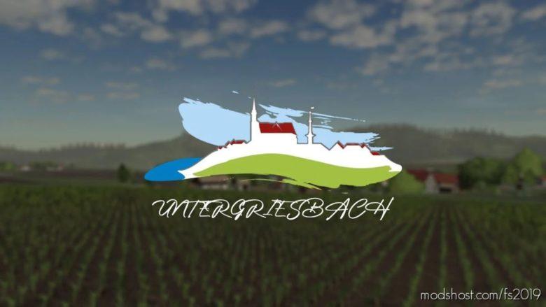 Untergriesbach Map V1.1 for Farming Simulator 19