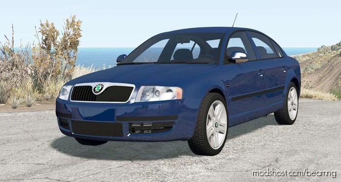 Skoda Superb (3U) 2002 for BeamNG.drive