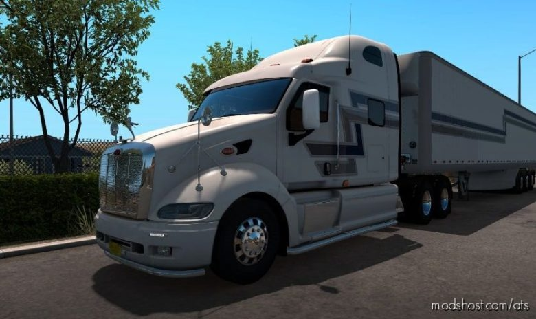 Peterbilt 387 Truck V1.3.140 [1.40.X] for American Truck Simulator