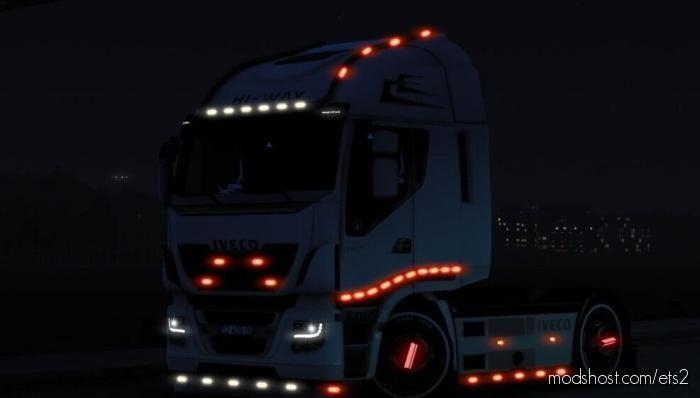 Iveco Hiway Custom Edit [1.40] for Euro Truck Simulator 2