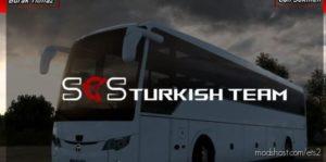 Temsa Safir Plus 2018 for Euro Truck Simulator 2