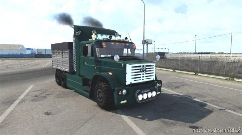 ZIL 4421 Light Tuning [1.40] for Euro Truck Simulator 2