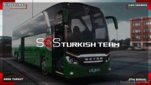 Setra S 517 HDH [1.40] for Euro Truck Simulator 2