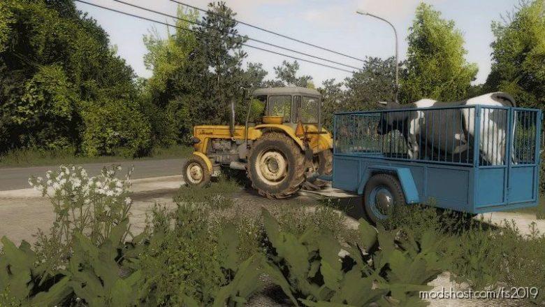 Dźwięki Ursus C-360 for Farming Simulator 19