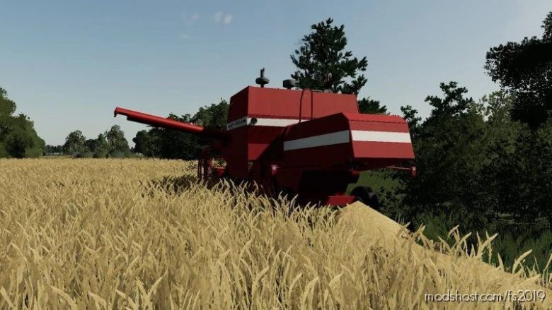 Massey Ferguson 187 for Farming Simulator 19