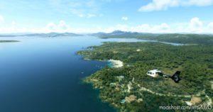 Villa LA Contra Heliport + Private Yachts & Helipads Around Sardegna, Italy for Microsoft Flight Simulator 2020