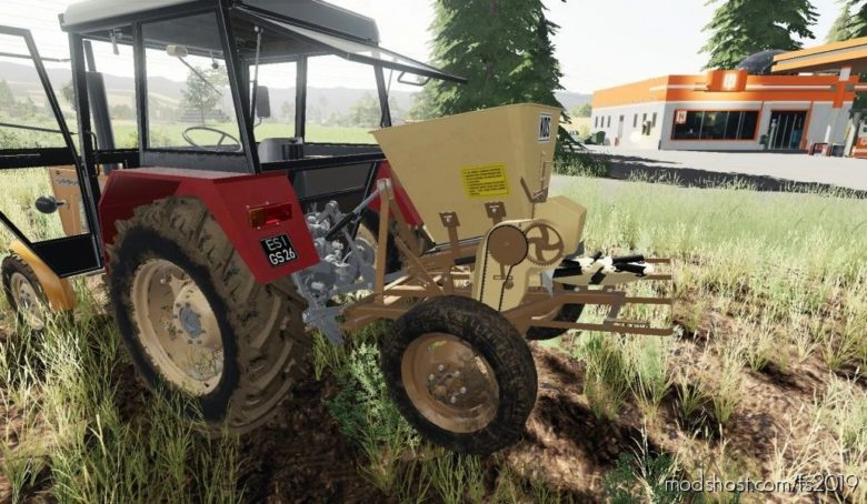 N-015 Zawieszany for Farming Simulator 19