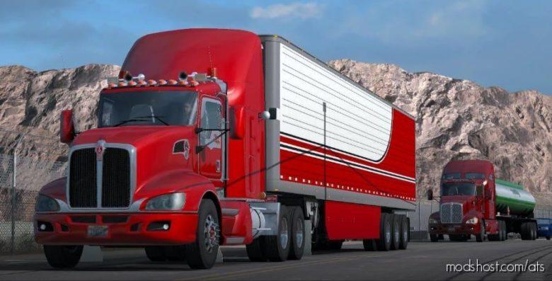 Kenworth T660 Truck V3.2 [1.40] for American Truck Simulator