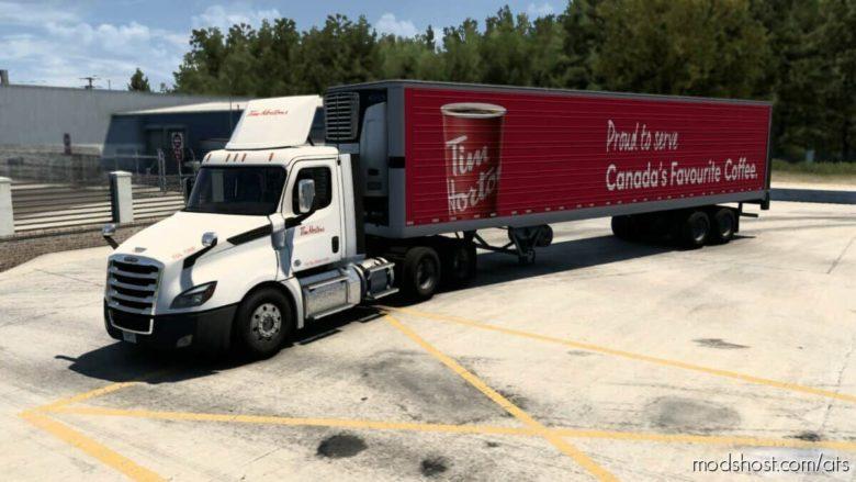 TIM Hortons Skin Pack for American Truck Simulator