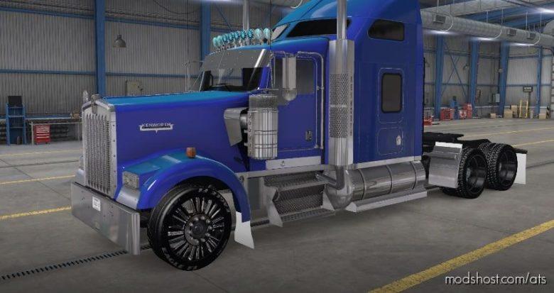 ATS Wheelpack V6.0 for American Truck Simulator