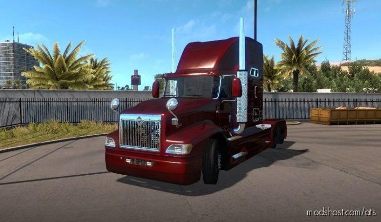 International 9400I Truck V1.1 [1.40] for American Truck Simulator