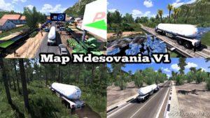 Ndesovania Update Version [1.36 – 1.40] for Euro Truck Simulator 2