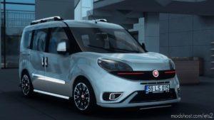 Fiat Doblo D4 V1R60 [1.40] for Euro Truck Simulator 2