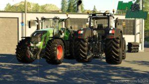 Fendt 900 Vario SCR for Farming Simulator 19