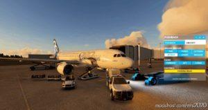 Toolbar Pushback V1.0.1 for Microsoft Flight Simulator 2020