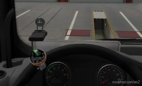 The Anti – Radar Laser Speed Detector [1.40] for Euro Truck Simulator 2