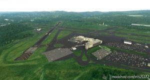Kavp – Wilkes-Barre/Scranton International Airport V0.1 for Microsoft Flight Simulator 2020