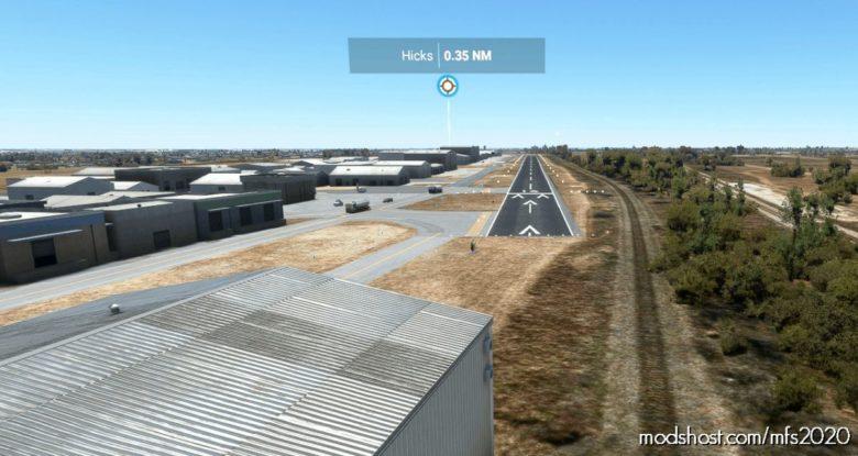 Hicks T67 Tall Hanger FIX for Microsoft Flight Simulator 2020