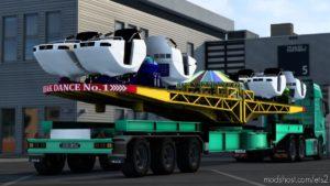 Miba Break Dance Kinzler Trailer for Euro Truck Simulator 2