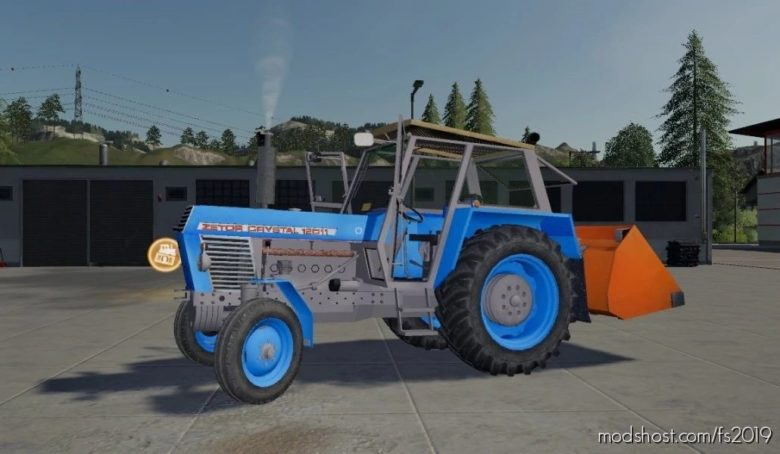 Zetor Crystal 12011 Converted for Farming Simulator 19