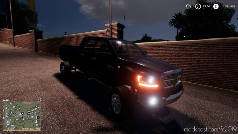 2006 Dodge RAM Series for Farming Simulator 19