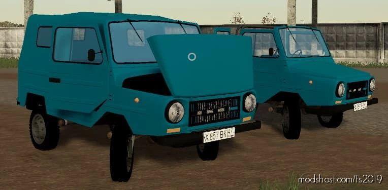 Luaz 969 for Farming Simulator 19