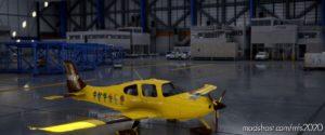 M&M'S Cirrus SR22 Livery for Microsoft Flight Simulator 2020