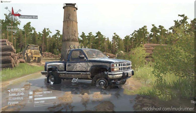 Chevrolet 1500 V28.05.21 for MudRunner