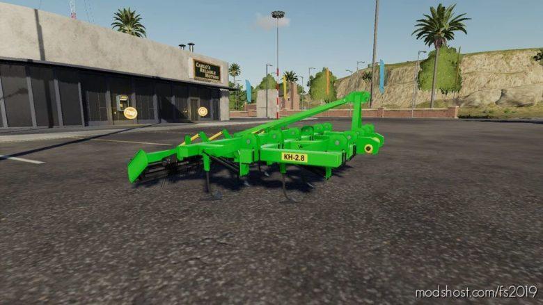 KN-2.8 Cultivator for Farming Simulator 19