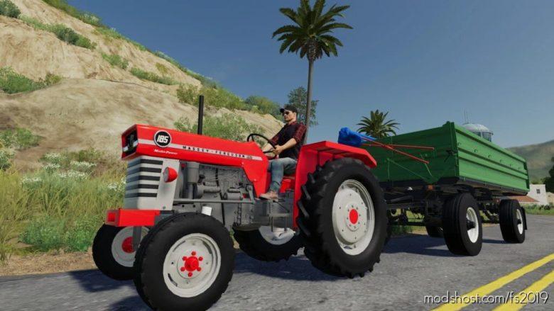 Massey Ferguson 1X5 Series for Farming Simulator 19