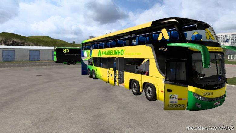 COMIL_INVICTUS_DD [1.40] for Euro Truck Simulator 2