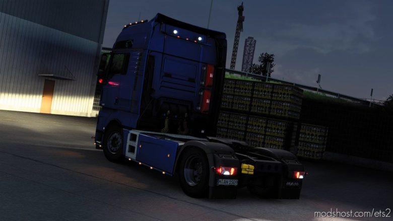 MAN TGX E6 2015 By Gloover [1.40] for Euro Truck Simulator 2