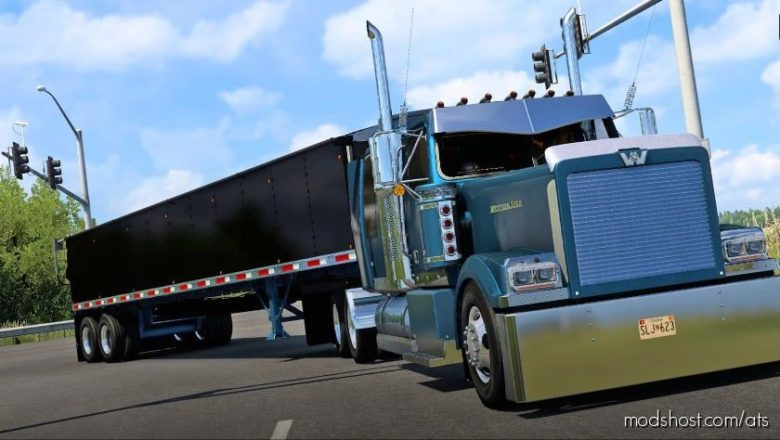 Aulick Auluminator Belt [1.40] for American Truck Simulator