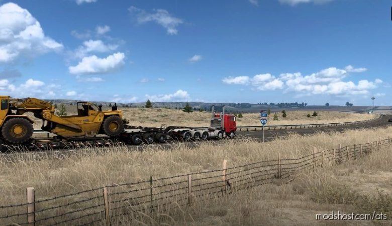 Montana Expansion [1.41] EOB V0.9.9.7 for American Truck Simulator
