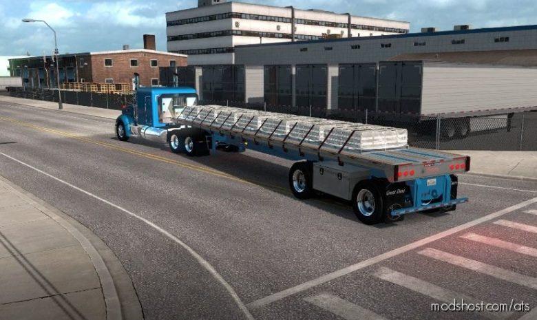 Great Dane Freedom LT [1.40] for American Truck Simulator