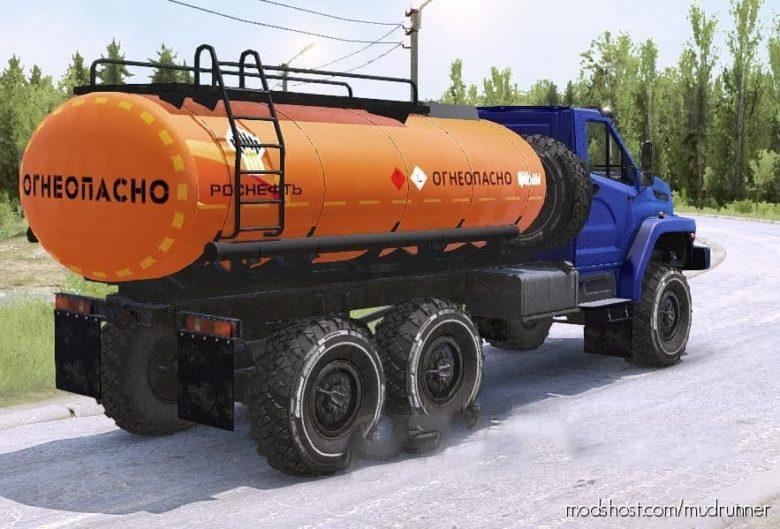 Ural Next Limited V28.05.21 for MudRunner