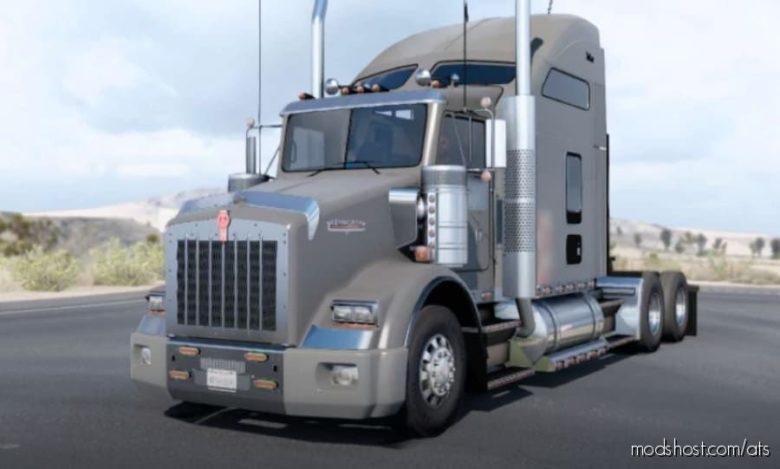 Kenworth T800 Truck [1.40].2.0S for American Truck Simulator