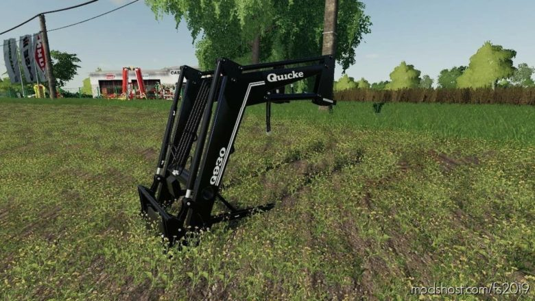 Q930 Quick Loader for Farming Simulator 19