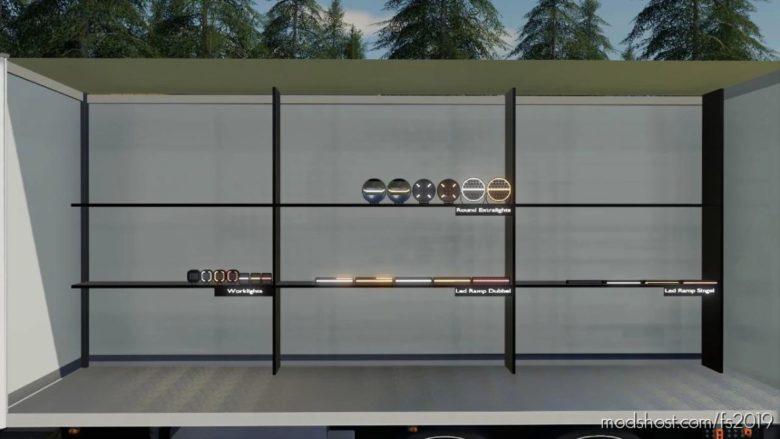 Lightpack By JB (Prefab) V2.0 for Farming Simulator 19