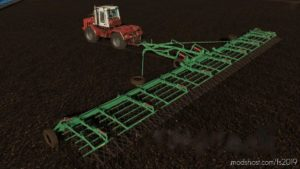 Tooth Harrow 24M for Farming Simulator 19